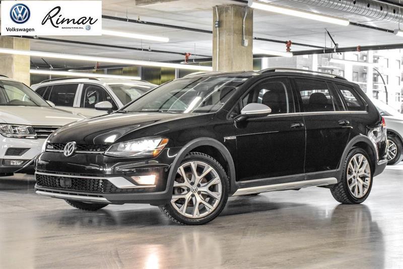 2017 Volkswagen Golf Alltrack