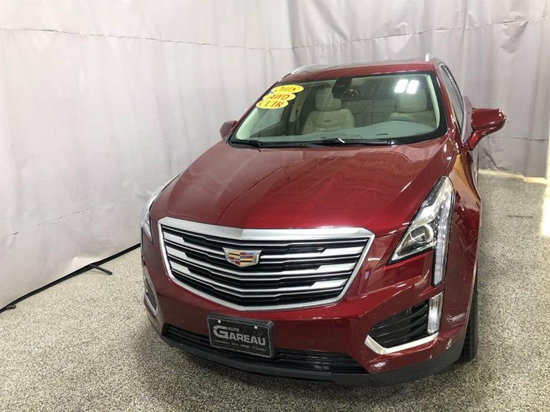 Cadillac XT5 2