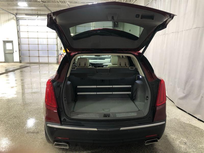Cadillac XT5 7