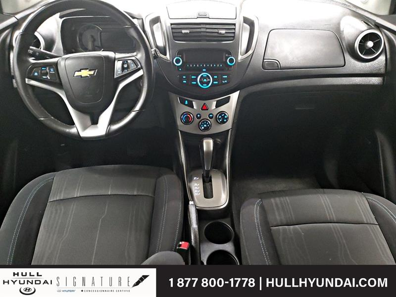 Chevrolet Trax 8