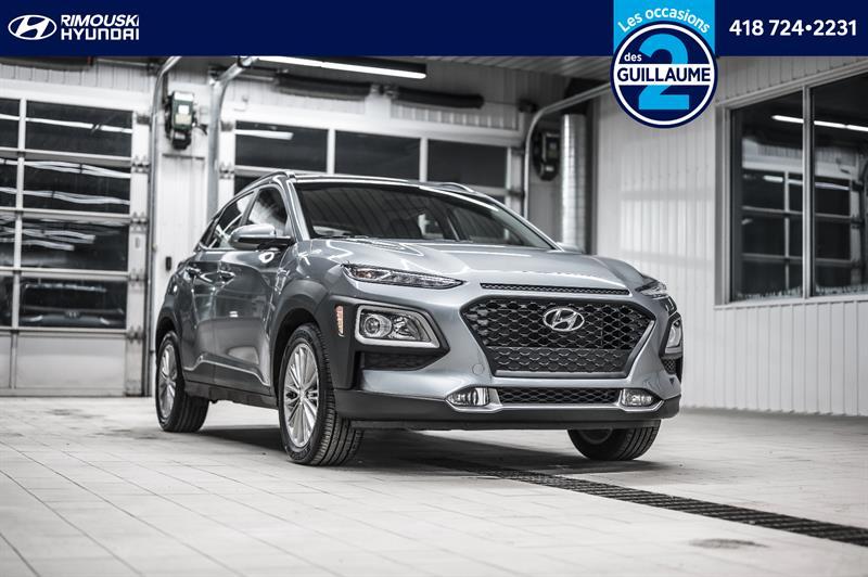 Hyundai Kona 2.0L Preferred AWD chez Rimous 2020
