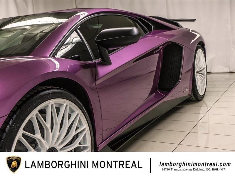 Lamborghini Aventador 7