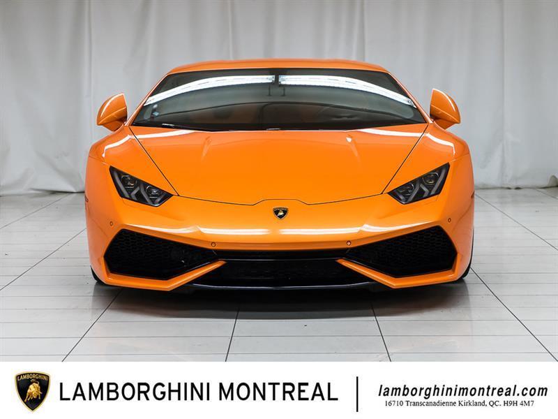 Lamborghini Huracán 2