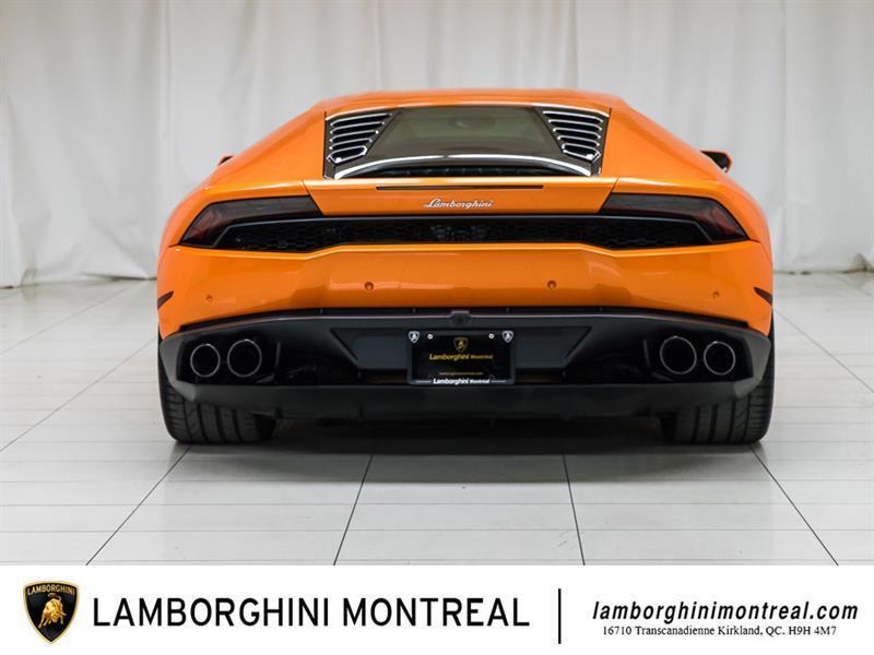 Lamborghini Huracán 5