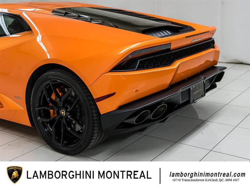 Lamborghini Huracán 21