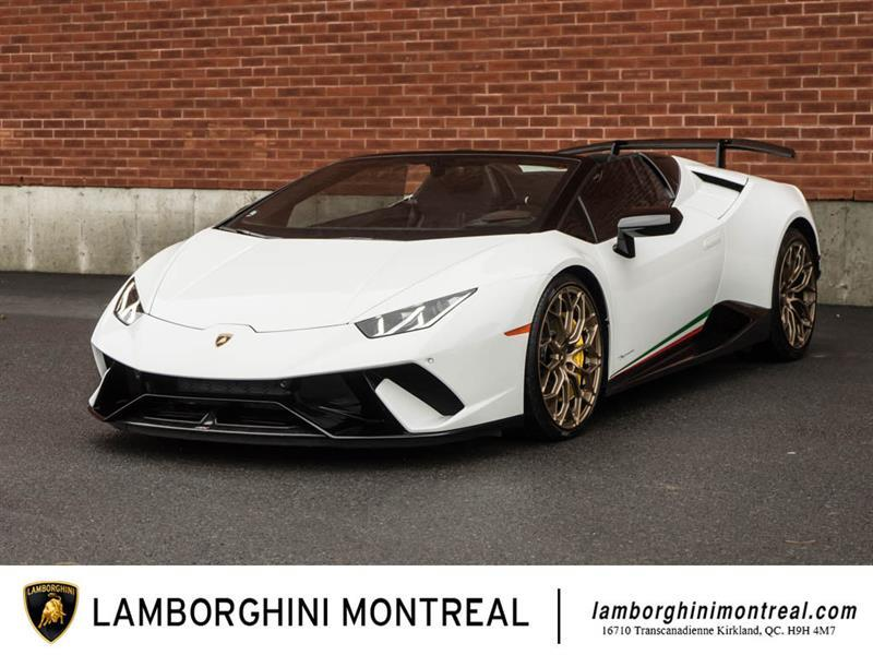 2019 Lamborghini Huracán