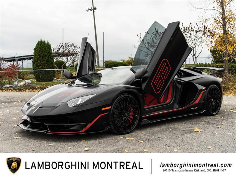 Lamborghini Aventador 2