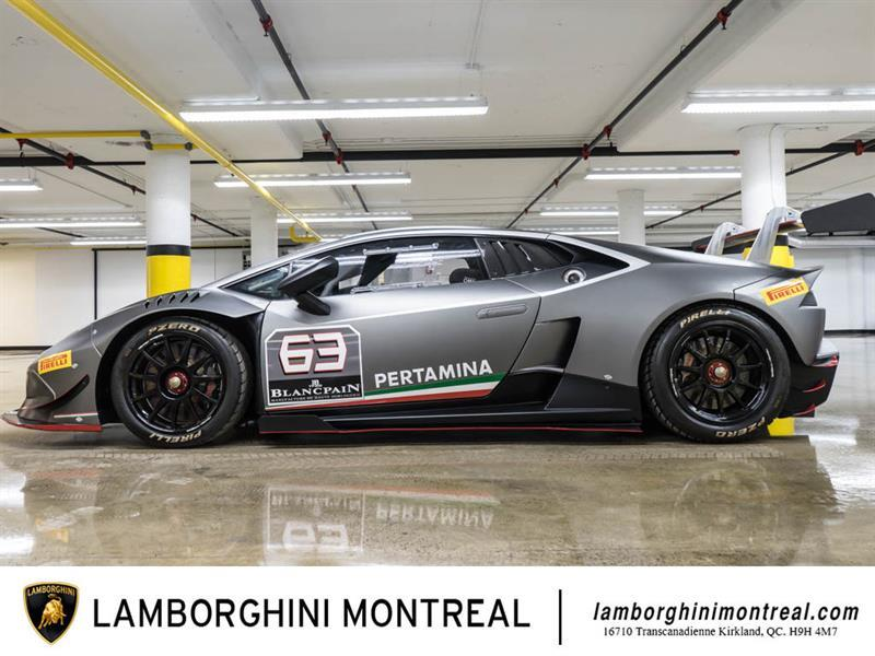 Lamborghini Huracan 4