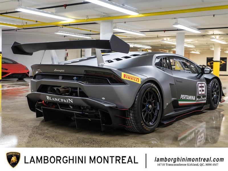 Lamborghini Huracan 5