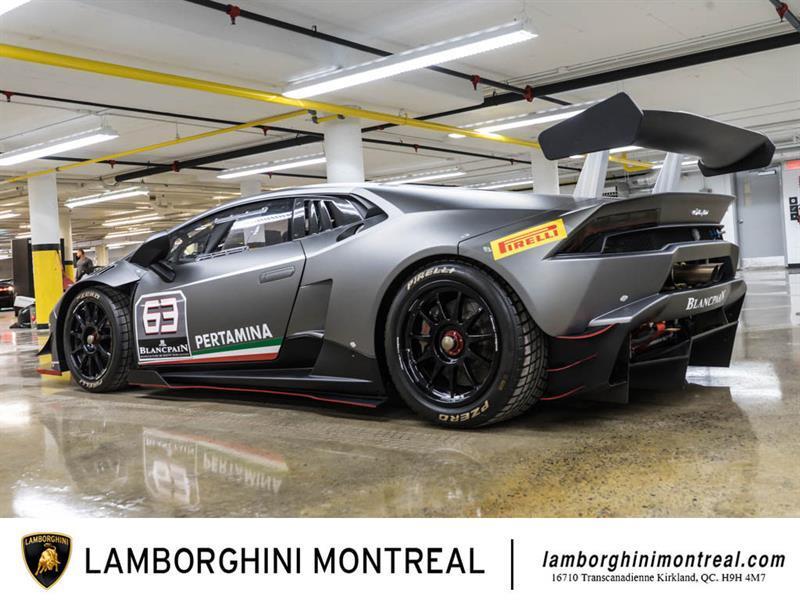 Lamborghini Huracan 7