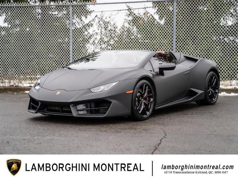 2018 Lamborghini Huracán