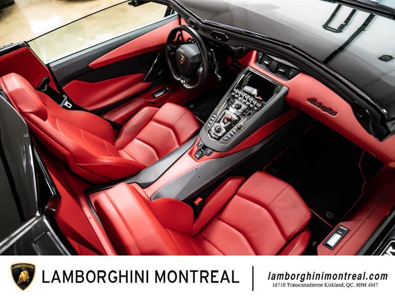 Lamborghini Aventador 21