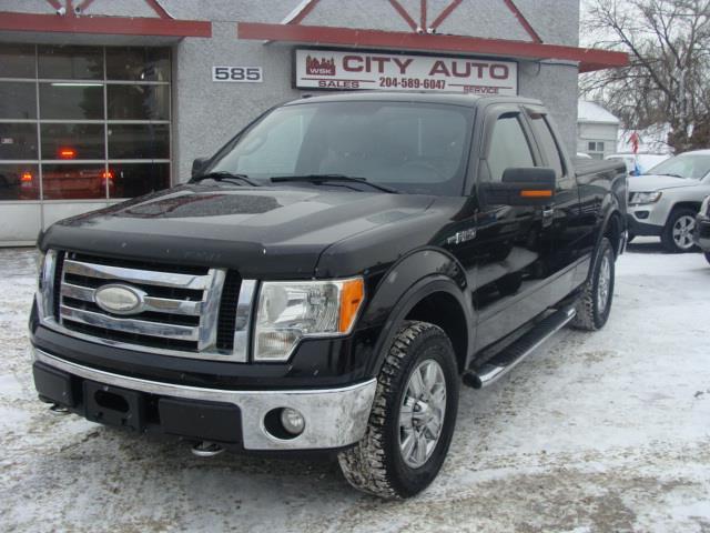 2009 Ford F150 4.6 V-8 XLT
