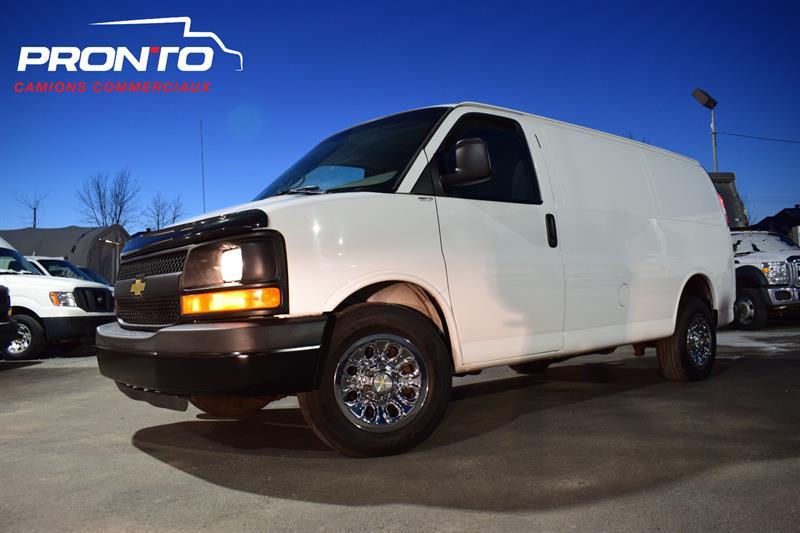Chevrolet Express Cargo Van 2014 RWD 1500 135 ** V6 4.3L **  #10511