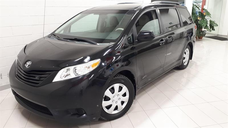 2011 Toyota  Sienna Traction avant, 5 portes, 7 pa