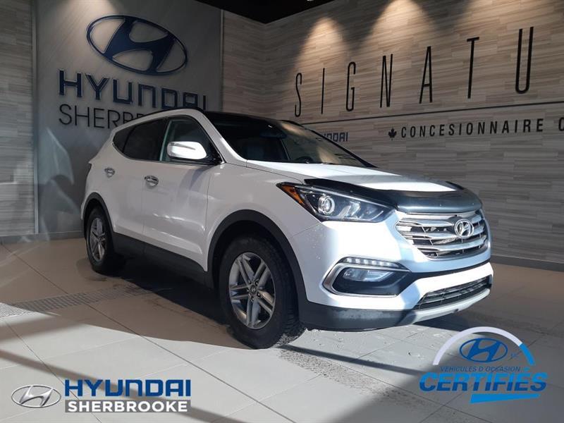 2018 Hyundai  Santa Fe LUXURY 2.4 AWD GPS CUIR TOIT P