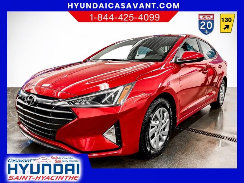 Hyundai Elantra Essential IVT 2020