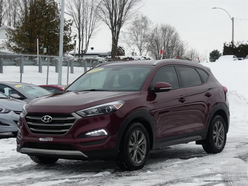 2016 Hyundai  Tucson PREMIUM AWD SIEGES CHAUFFANTS
