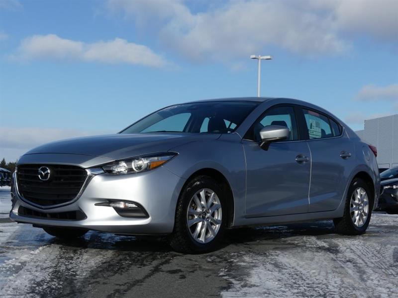 2018 Mazda  Mazda3 GS TOIT OUVRANT BAS KILO!