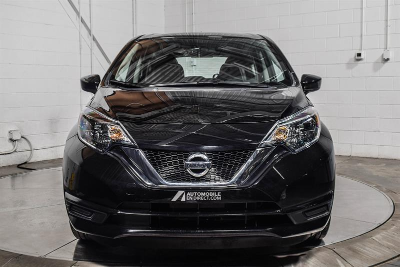 Nissan Versa Note 2