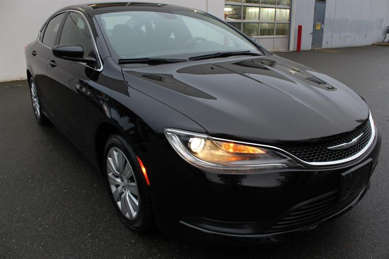 2016 Chrysler 200 LX - Push Button Start. A/C. #13262A (KEY 36)