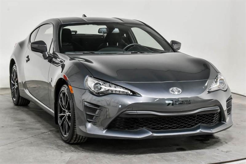 Toyota 86 GT A/C GROUPE ELECTRIQUE CAMER 2020
