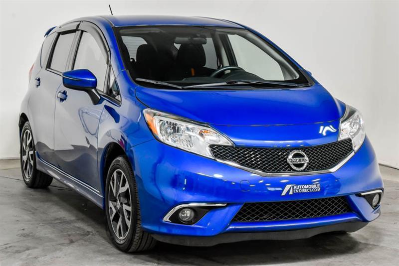 Nissan Versa Note 1