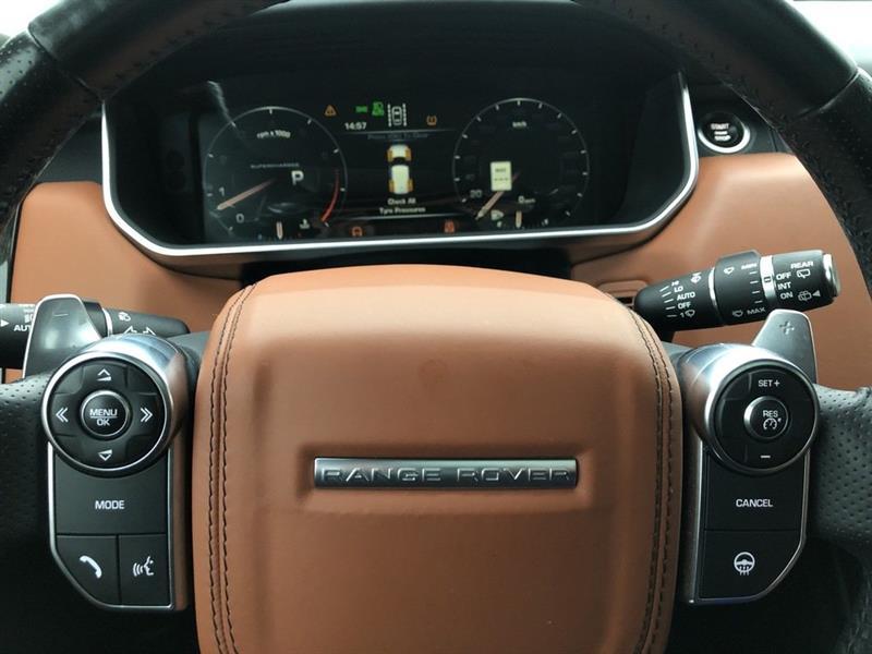 Land Rover Range Rover 16