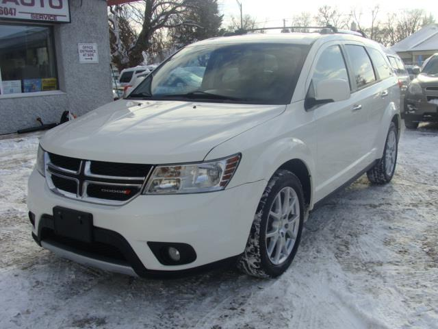 2010 Dodge Journey R/T SPORT AWD
