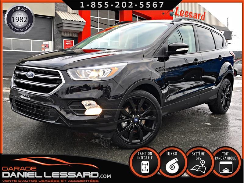 Ford Escape 2019 TITANIUM, AWD, 2.0L, CUIR, TOIT PANO, MAG 19 P #90607