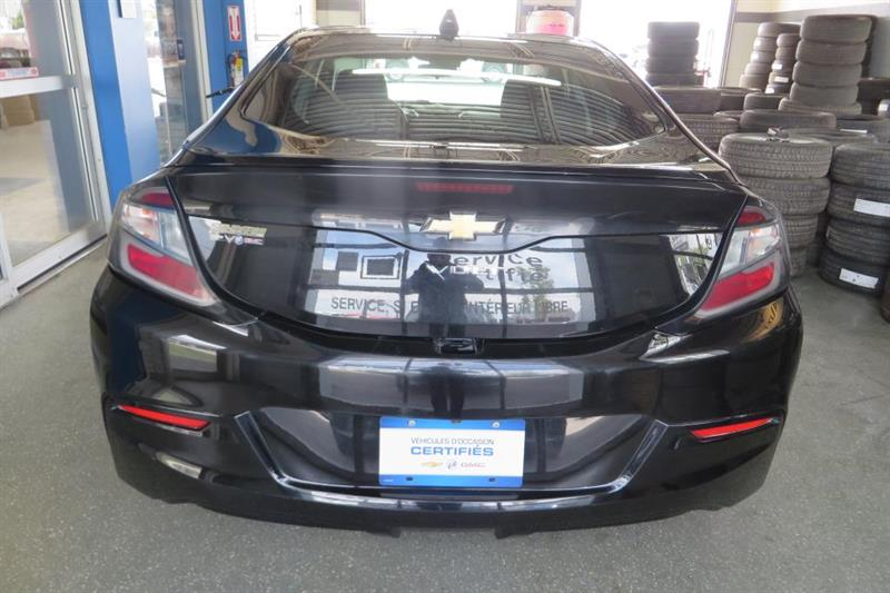 Chevrolet Volt 5