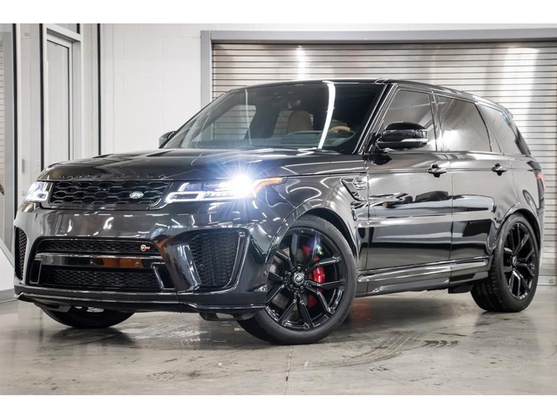Land Rover Range Rover V8 Supercharged SVR *NOUVELLE  2020