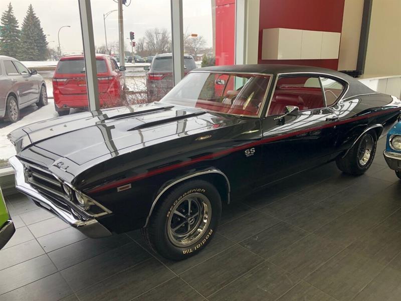 Chevrolet Deluxe  1969