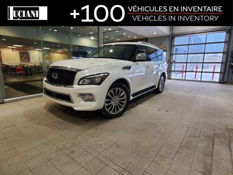 Infiniti QX80 QX80 TECH FULL ! CAMERA 360, B 2016