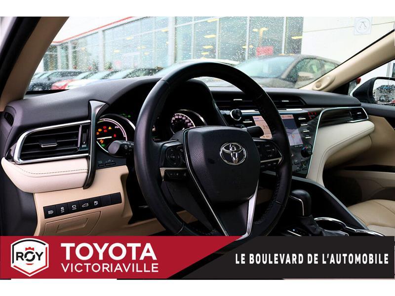 toyota Camry Hybrid 2018 - 9