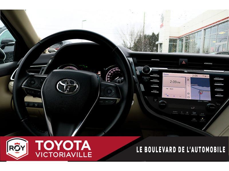 toyota Camry Hybrid 2018 - 14