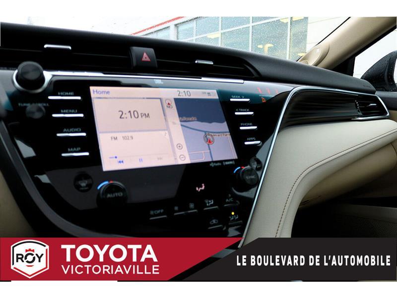 toyota Camry Hybrid 2018 - 19