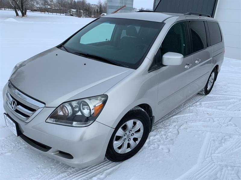 2007 Honda Odyssey EX 8 passenger