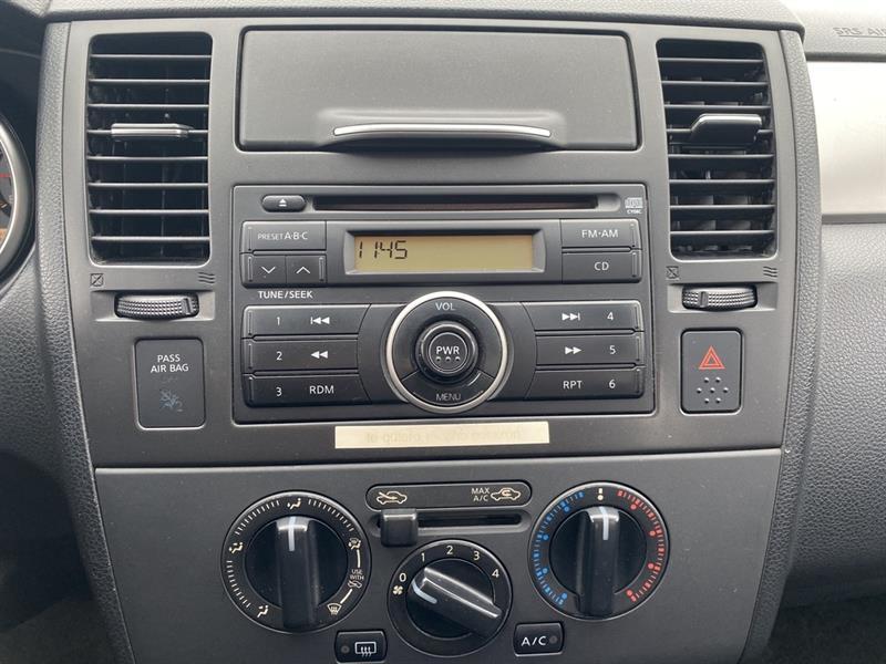 Nissan Versa 25