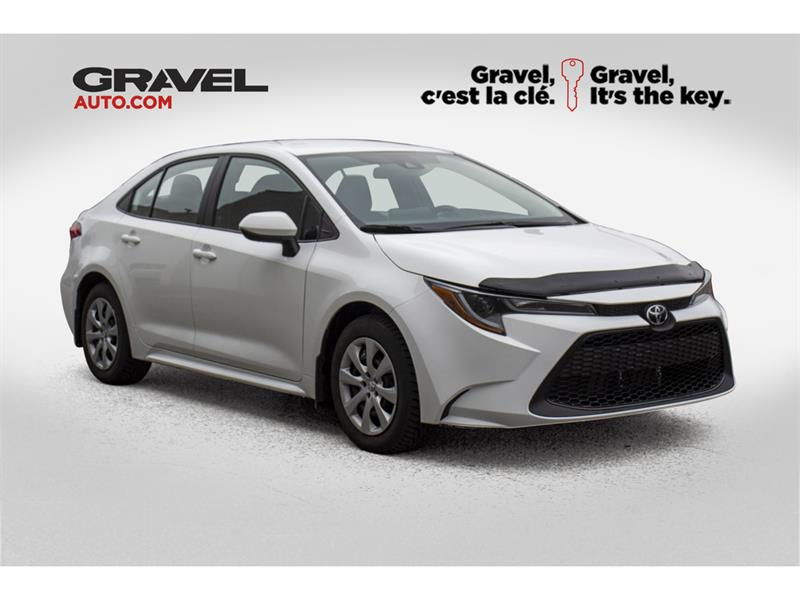 toyota Corolla 2021 - 1