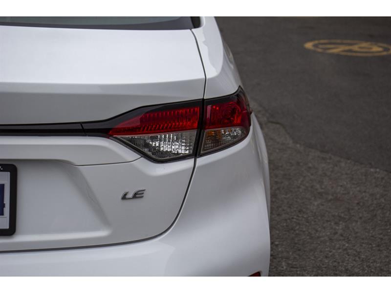 toyota Corolla 2021 - 28