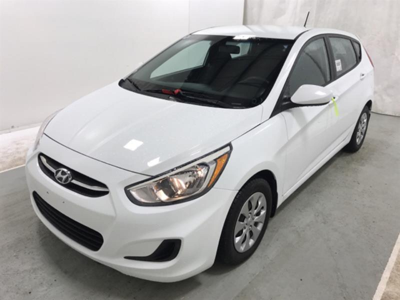 2016 Hyundai Accent GL*HB/B.tooth/Htd seats #24728
