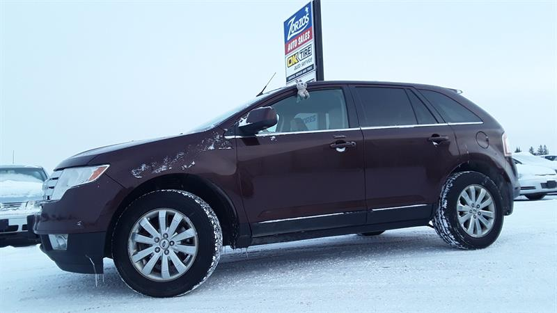 2009 Ford EDGE Limited #P774