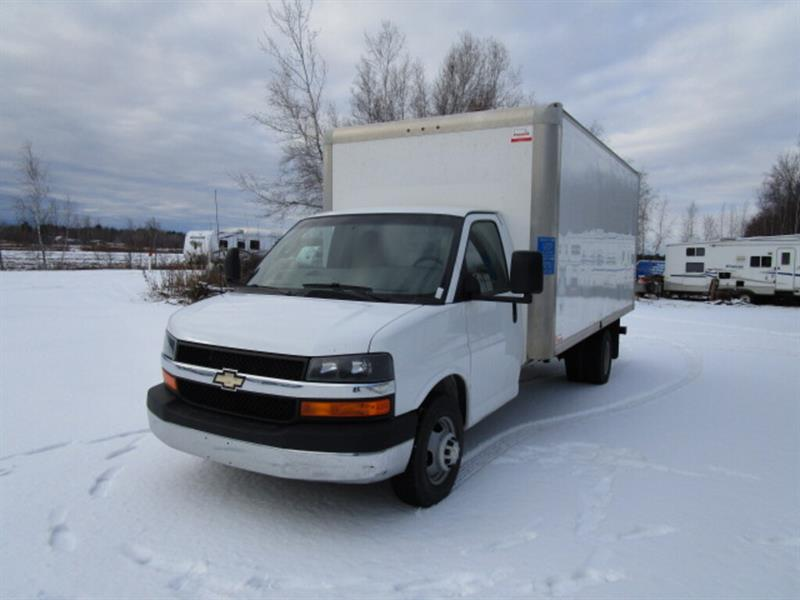 Chevrolet Express 3