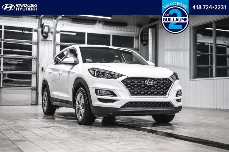 Hyundai Tucson Essential AWD chez Rimouski Hy 2020