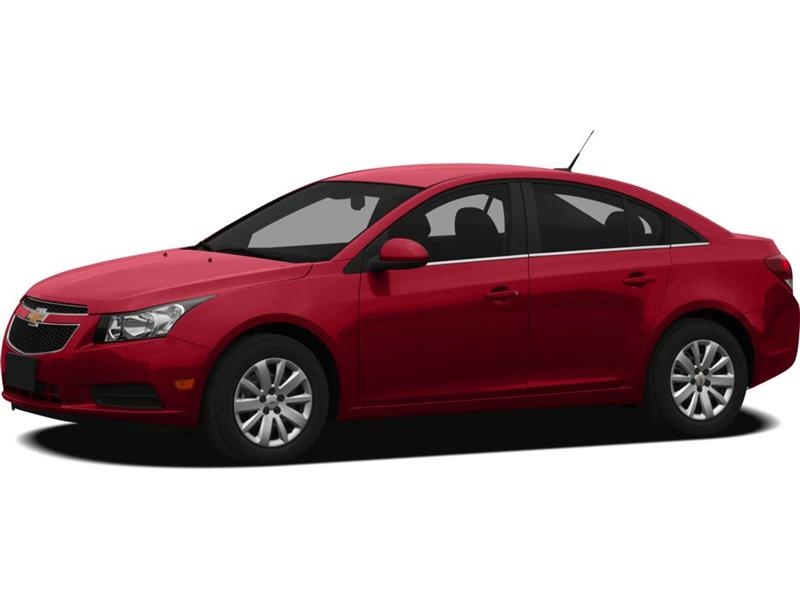 2012 Chevrolet Cruze LT Turbo #p776