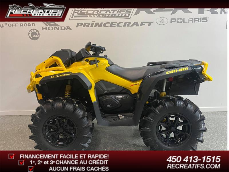 2021 Can-am Outlander 850