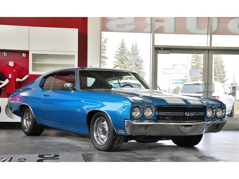 Chevrolet Chevelle V8 454 1970