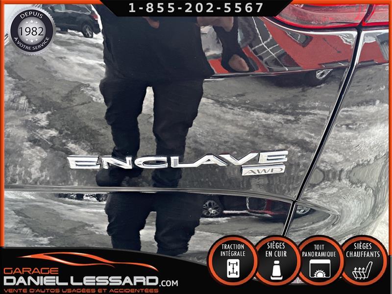 Buick Enclave 9