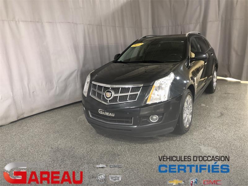 2012 Cadillac SRX AWD